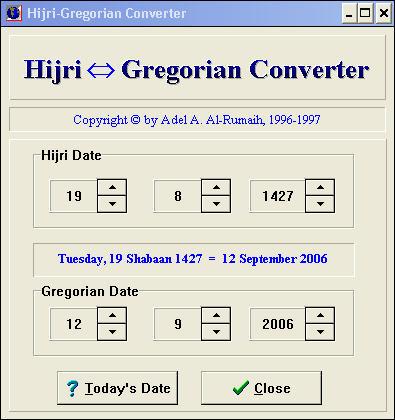 hijri